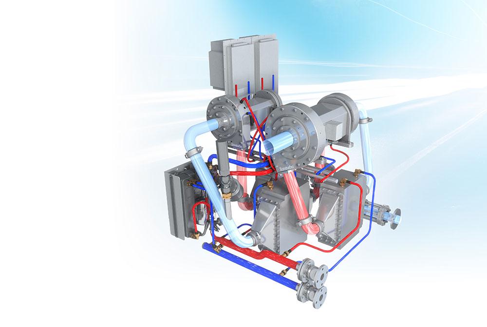 Oil Free Turbo Compressors
