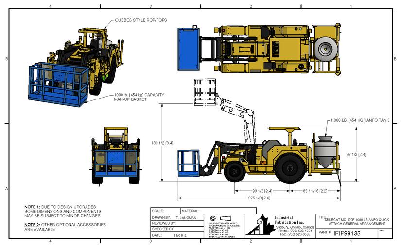 MC150-Bom-ANFO-Emulsiyon Konfigurasyonlari