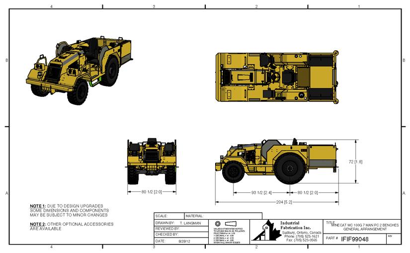 MC150-Personel Tasiyici Konfigurasyonlari
