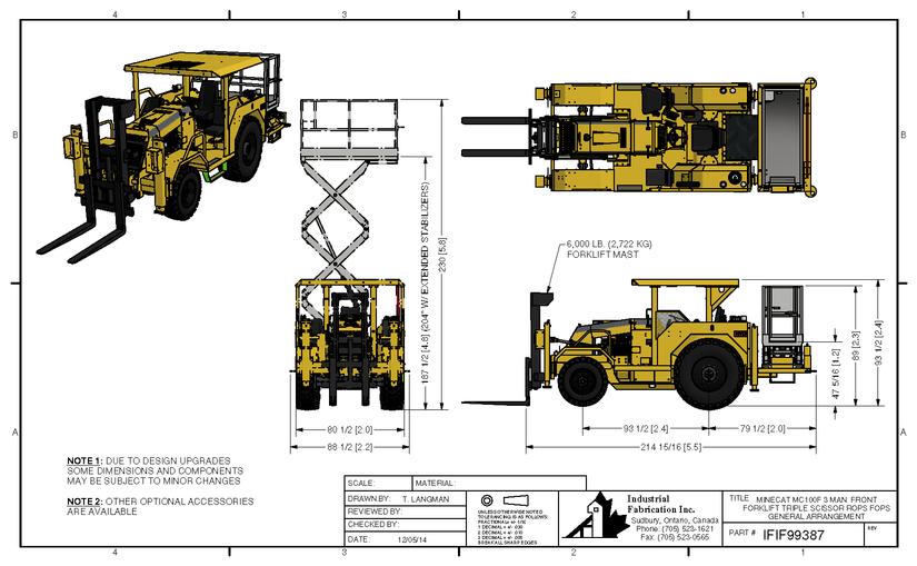 MC150-Servis Araci Konfigurasyonlari