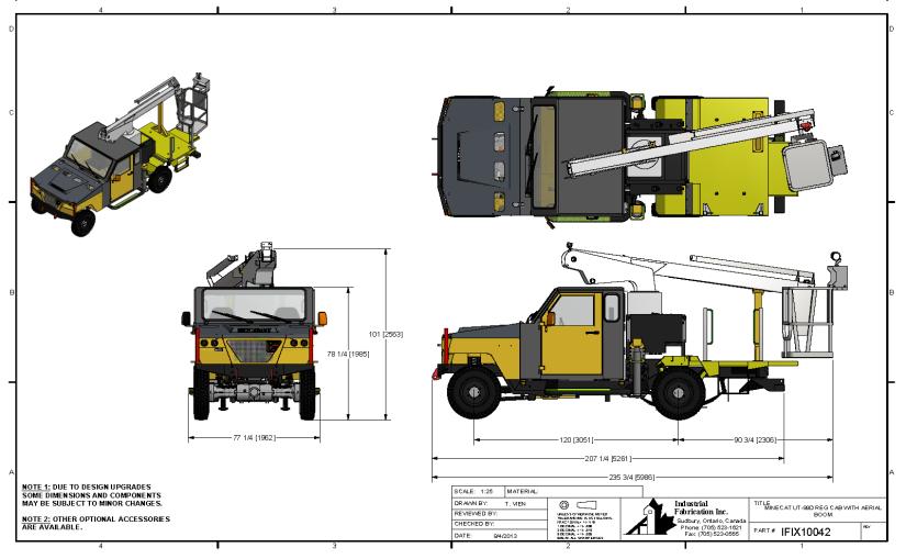 UT150-Bom Konfigurasyonlari