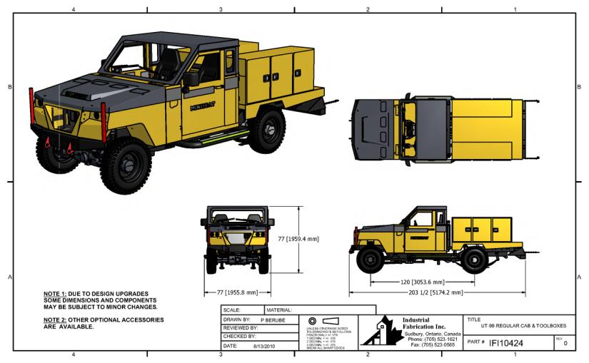 UT150-Mekanik Arac Konfigurasyonlari